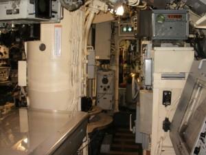 Un sous marin un navire un h tel femin 39 elles for Interieur sous marin