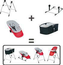 J 39 ai test le pack connexion safety 1st cadeau dedans - A quel age mettre bebe dans la chaise haute ...