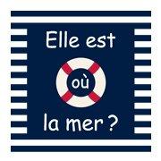 Logo Elle est où la Mer