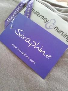 Séraphine vêtements de grossesse