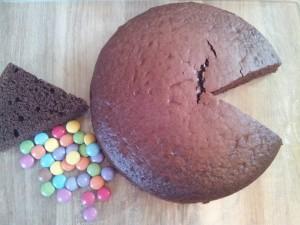 un gâteau poisson