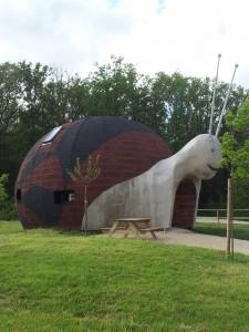 maison escargot