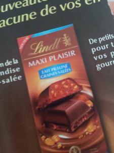 Lindt Maxi Plaisir