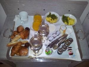 Petit déjeuner Agapa