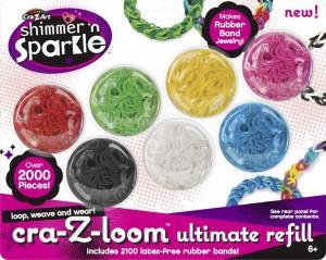 Recharge cra-Z-loom