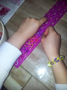 bracelet cra-z-loom
