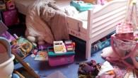 Souvent quand les enfants sont partis chez leur papa, je range, je trie, je jette et je mets de côté tout ce qu'il y a dans leur chambre, principalement des […]