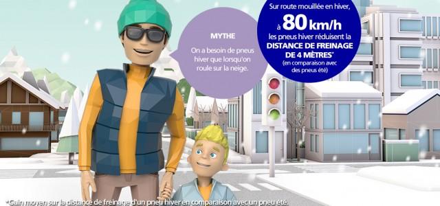En Bretagne, dès que la neige apparait, c'est la panique générale sur les routes. Les gens ne sont pas habitués alors ils appréhendent, moi la première, il suffit que je […]