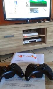 Jeux vidéo Orange