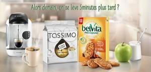 Tassimo & Belvita