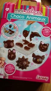 chocolats mini délice