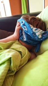 migraine chez enfant