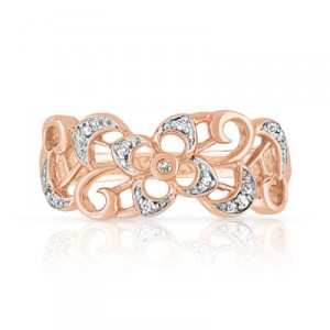 bague-or-375-rose-diamant