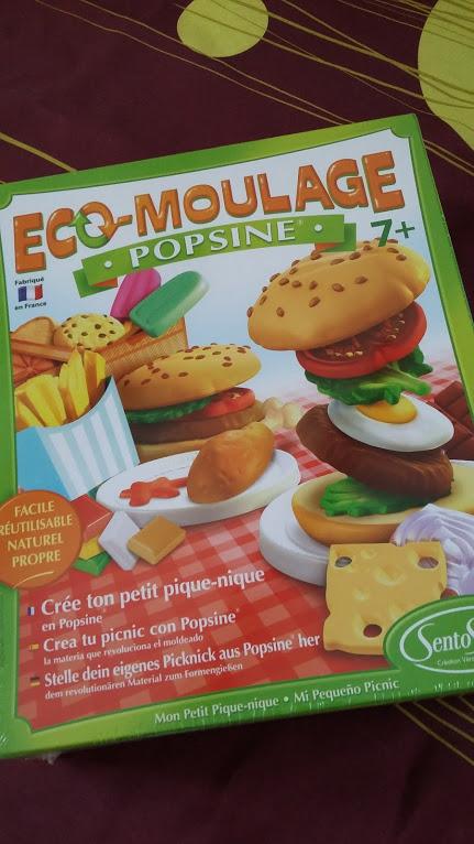 Eco moulage sentosphère