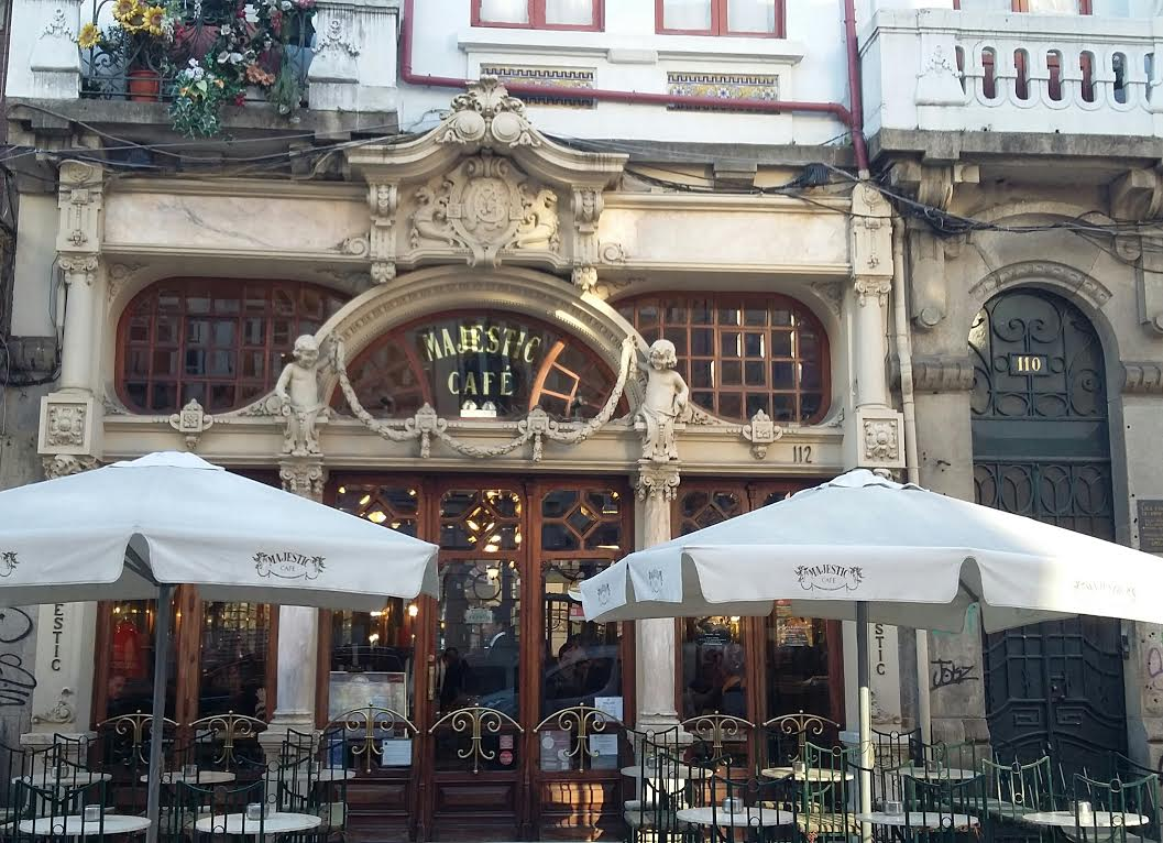 Carte Majestic Caf Ef Bf Bd Porto